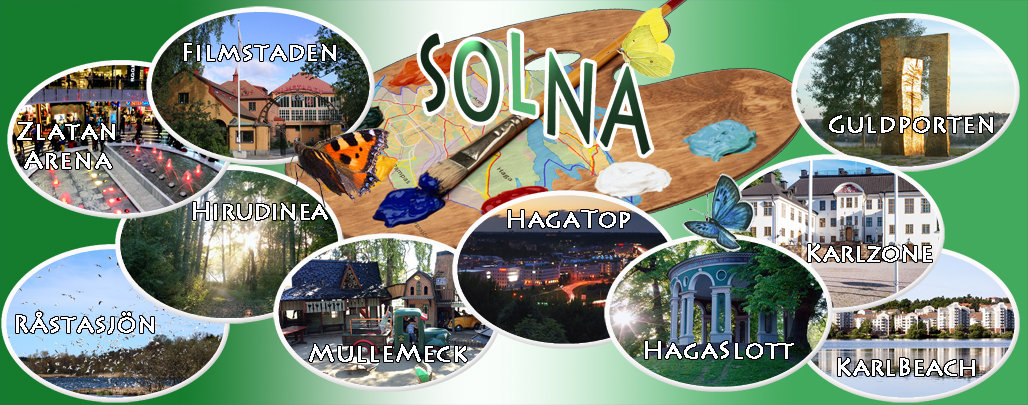 Solna Montage