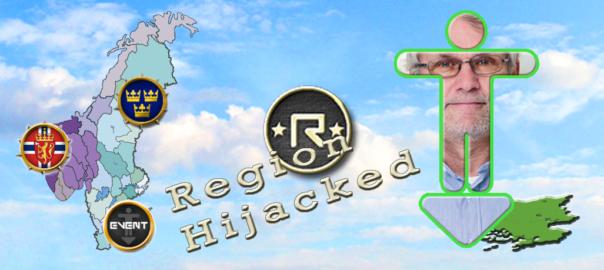 Region Hijacked Minskad Storlek